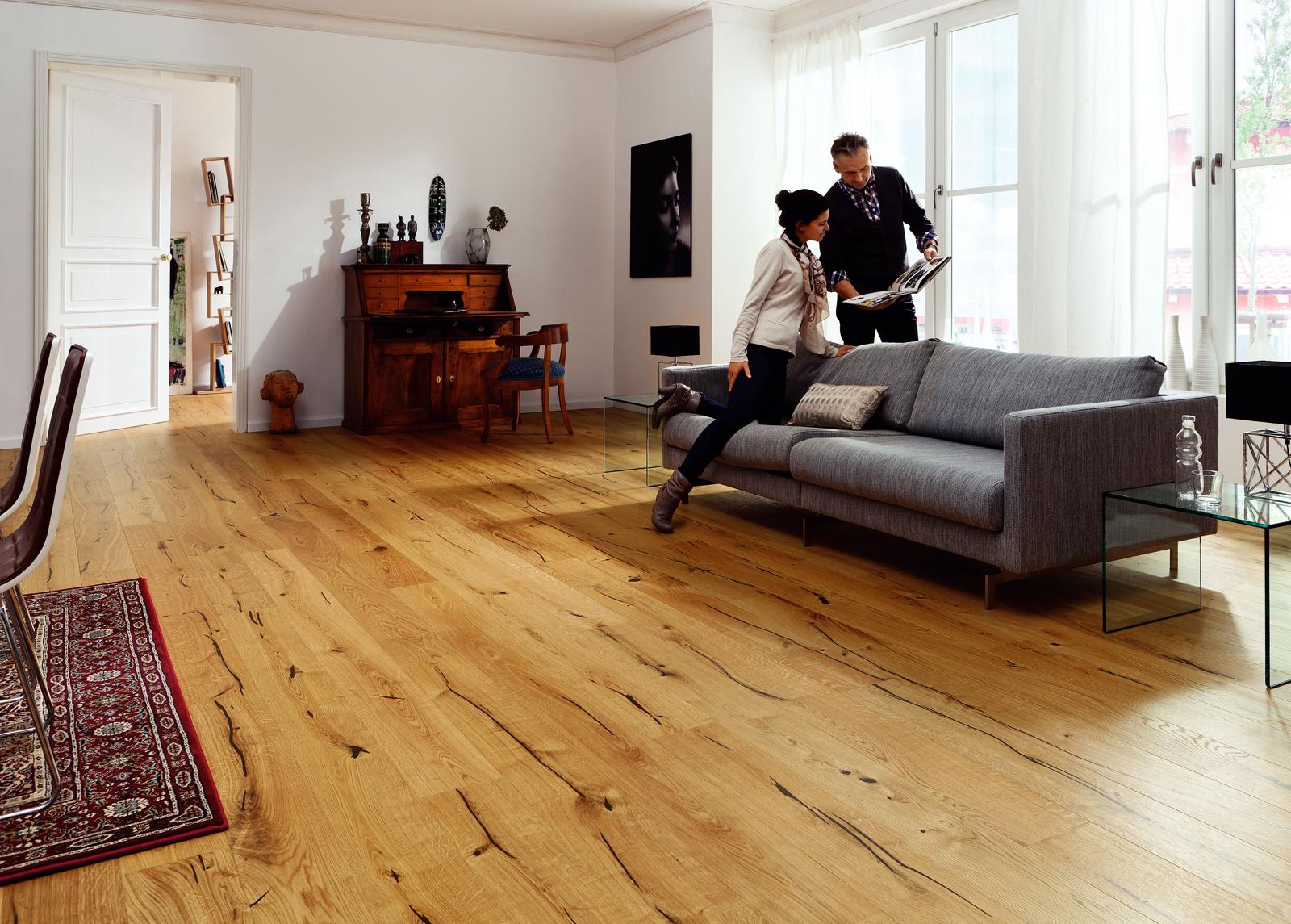 haro landhausdiele parkett. Black Bedroom Furniture Sets. Home Design Ideas