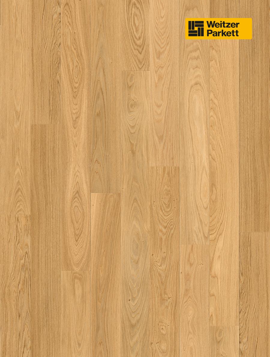 10110000373 weitzer gesund parkett wp 5100 eiche select gefast geb rstet provital finish natur. Black Bedroom Furniture Sets. Home Design Ideas