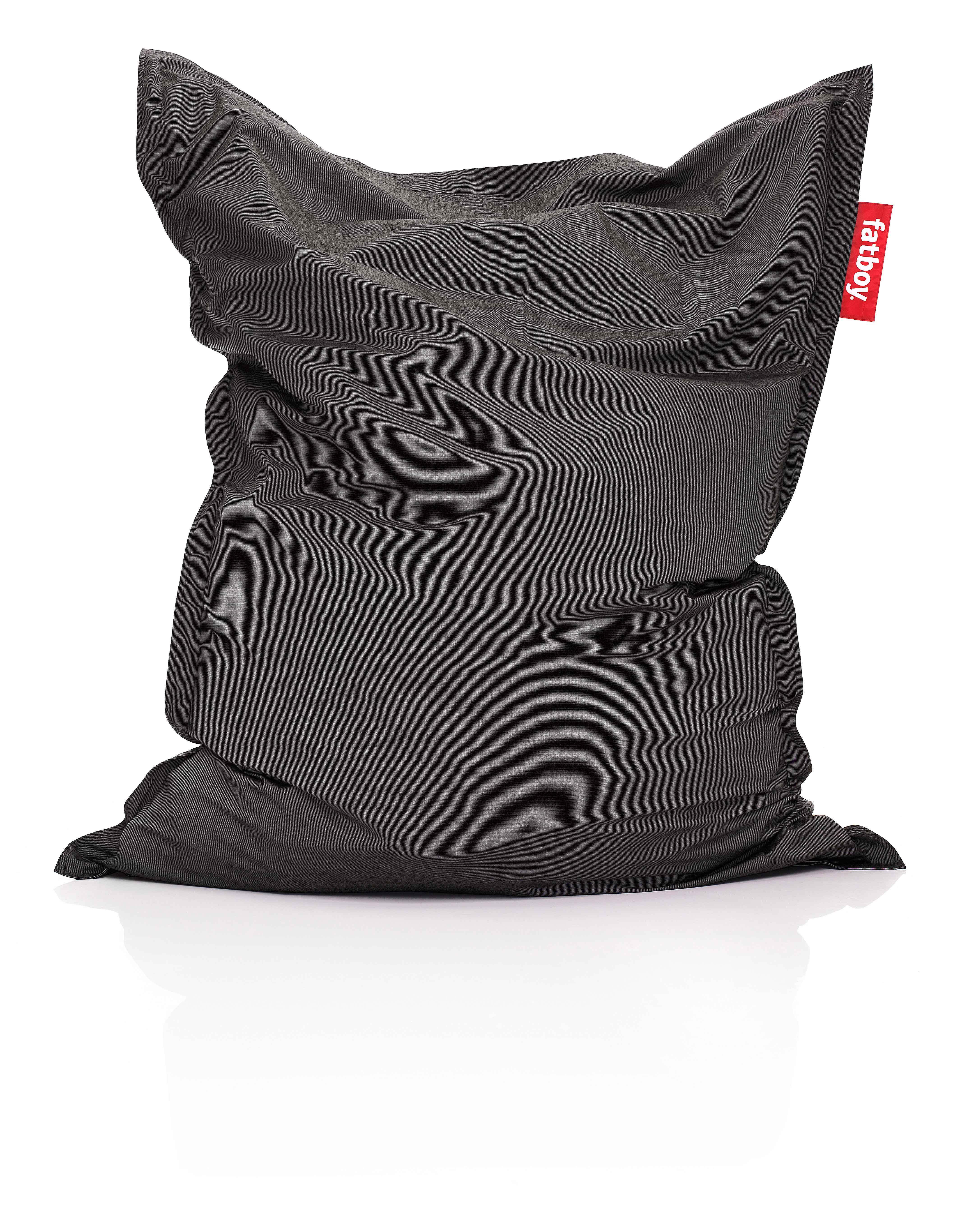 102462 fatboy original sitzsack outdoor holzkohle. Black Bedroom Furniture Sets. Home Design Ideas