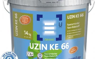 11722 uzin ke 66 faserarmierter nass klebstoff zur verklebung von vinylboeden 14 kg