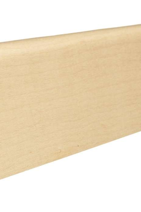 406925 haro fussleiste ahorn lackiert 19 x 58 mm