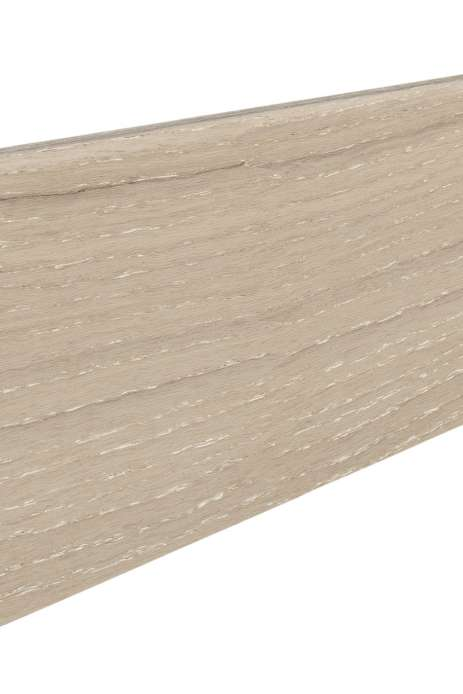 408501 haro fussleiste eiche salinweiss gekalkt 15 x 80 mm kubus. Black Bedroom Furniture Sets. Home Design Ideas
