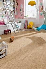 527377 haro korkboden corkett design lagos natur lackiert. Black Bedroom Furniture Sets. Home Design Ideas
