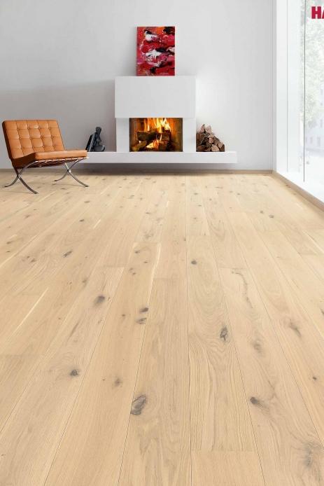 534603 haro parkett landhausdiele 3500 eiche lichtwei universal vario strukturiert lackiert 2v fase. Black Bedroom Furniture Sets. Home Design Ideas