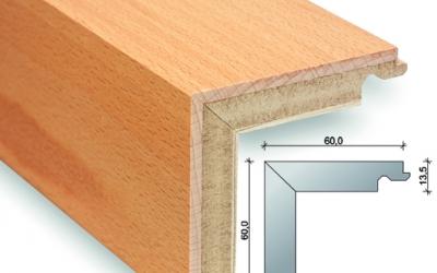 538587 haro treppenabschlussleiste fuer parkett schiffsboden esche sandweiss favorit strukturiert 13 5 mm naturadur lackiert
