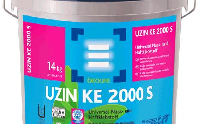 6770 uzin ke 2000 s universal nass und haftklebstoff 14 kg