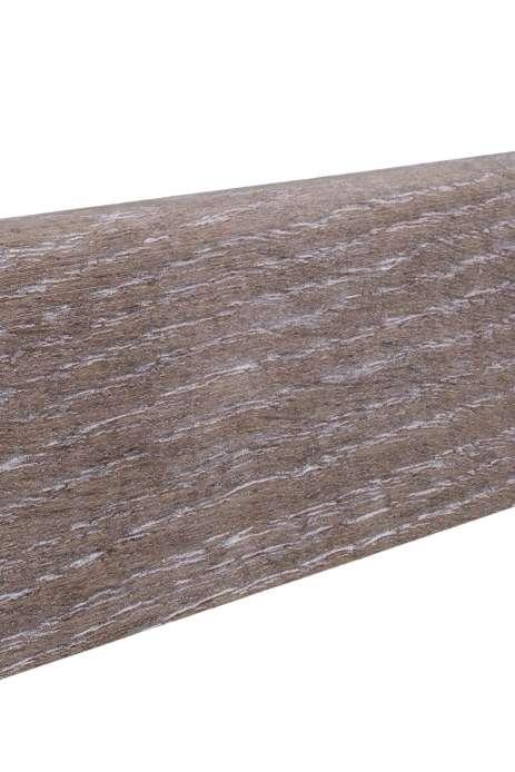 407730 haro fussleiste eiche lavabraun ge lt 19 x 58 mm. Black Bedroom Furniture Sets. Home Design Ideas
