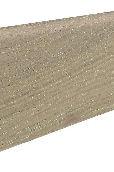 haro fussleiste eiche perlgrau gekalkt lackiert 19 x 58 mm. Black Bedroom Furniture Sets. Home Design Ideas