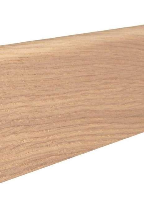 haro fussleiste eiche weiss ge lt 19 x 58 mm. Black Bedroom Furniture Sets. Home Design Ideas