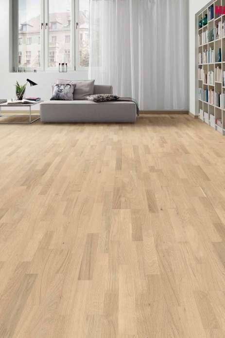 531985 haro parkett 3 stab schiffsboden 3000 eiche lichtweiss favorit strukturiert lackiert. Black Bedroom Furniture Sets. Home Design Ideas