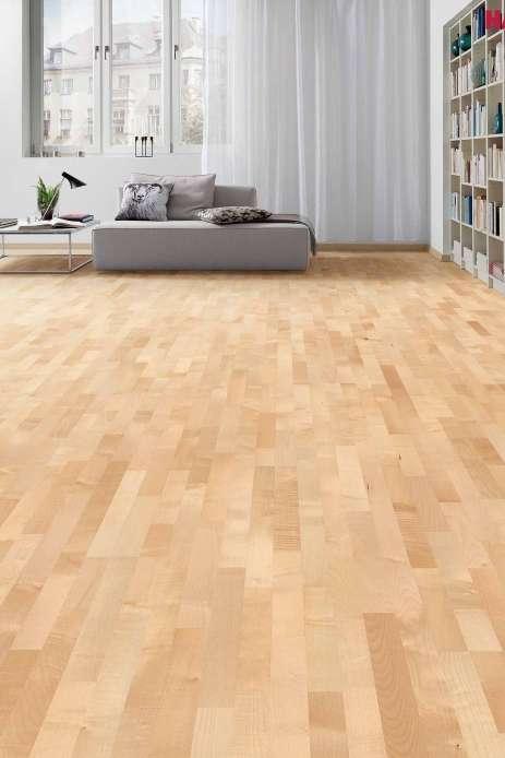 534591 haro parkett 3 stab schiffsboden 3500 bergahorn favorit lackiert. Black Bedroom Furniture Sets. Home Design Ideas