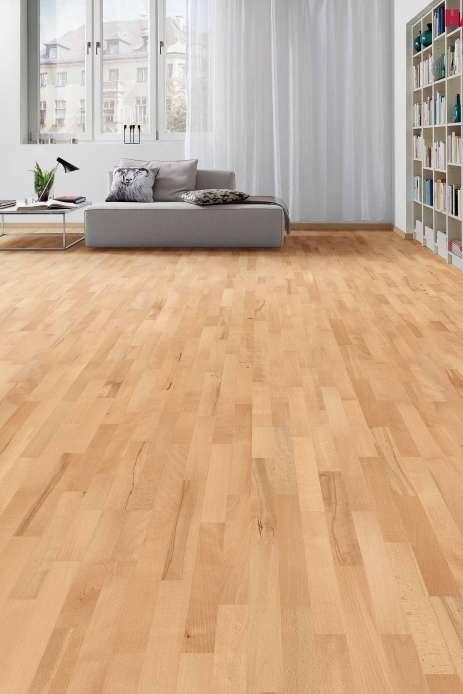 534590 haro parkett 3 stab schiffsboden 3500 buche ged mpft universal lackiert. Black Bedroom Furniture Sets. Home Design Ideas