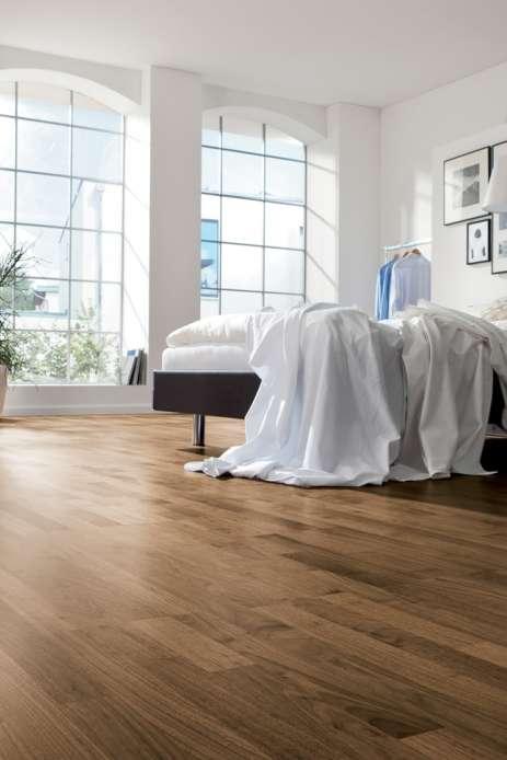 533046 haro parkett 3 stab schiffsboden 4000 amerikanischer nussbaum exquisit natur ge lt. Black Bedroom Furniture Sets. Home Design Ideas