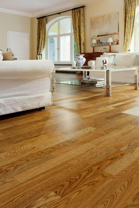 524836 haro parkett 3 stab schiffsboden 4000 bernsteineiche exquisit trend lackiert. Black Bedroom Furniture Sets. Home Design Ideas