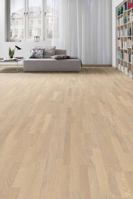 535418 haro parkett 3 stab schiffsboden 4000 eiche sandgrau trend strukturiert naturadur lackiert. Black Bedroom Furniture Sets. Home Design Ideas