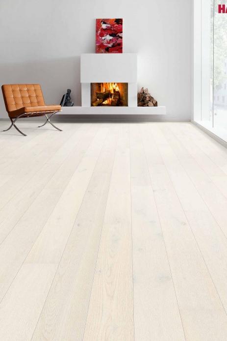 534602 haro parkett landhausdiele 3500 eiche gletscherwei universal vario strukturiert 2v fase. Black Bedroom Furniture Sets. Home Design Ideas