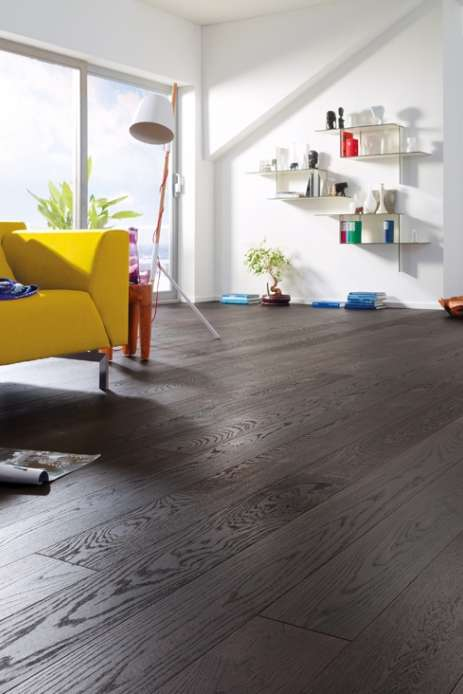 528912 haro parkett landhausdiele 4000 achateiche schwarz. Black Bedroom Furniture Sets. Home Design Ideas
