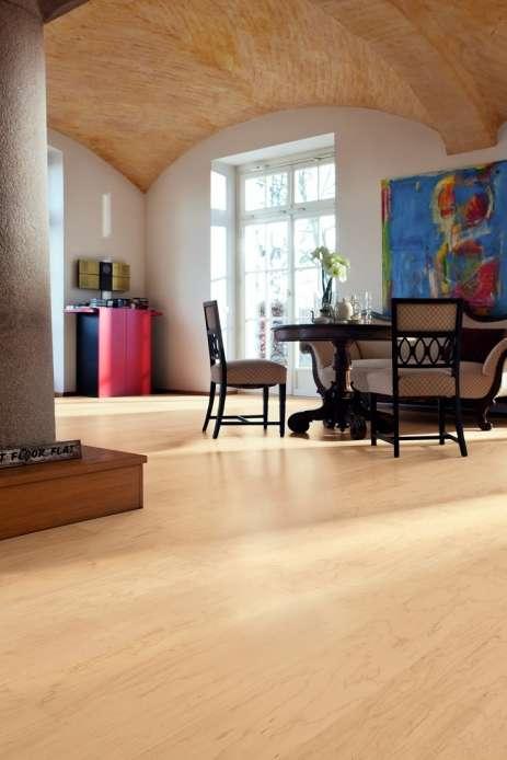 524916 haro parkett landhausdiele 4000 canadischer ahorn markant natur permadur versiegelt. Black Bedroom Furniture Sets. Home Design Ideas
