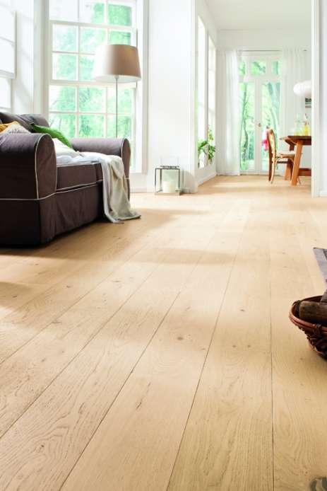 haro parkett landhausdiele 4000 eiche lichtweiss sauvage. Black Bedroom Furniture Sets. Home Design Ideas