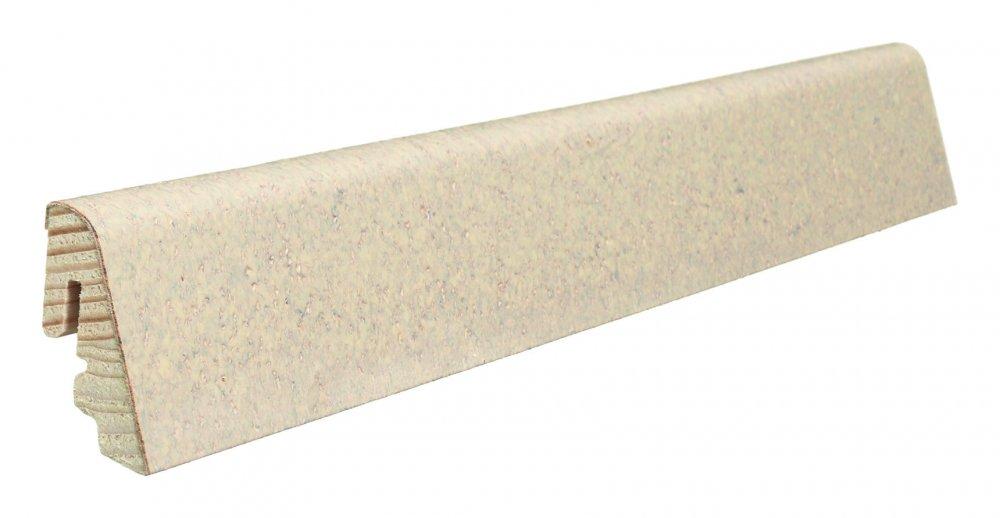 406991 haro fussleiste f r korkboden corkett toledo sirio creme 19 x 39 mm. Black Bedroom Furniture Sets. Home Design Ideas