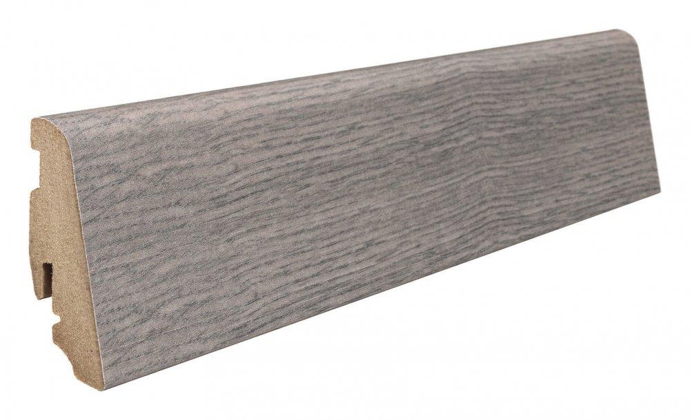 407809 haro laminat fussleiste eiche nevara foliert 19 x 58 mm. Black Bedroom Furniture Sets. Home Design Ideas