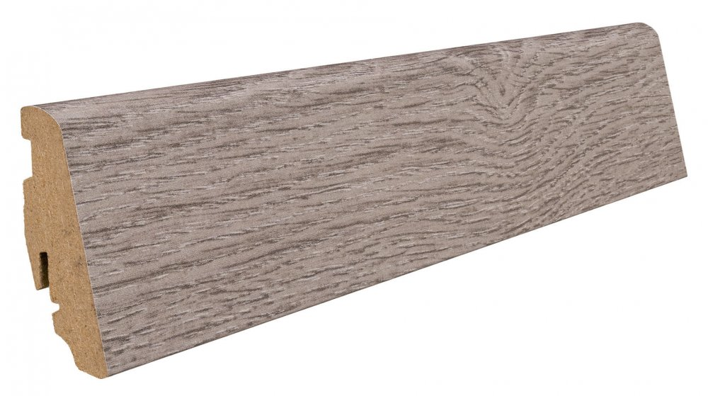 409319 haro laminat fussleiste eiche artico grau foliert. Black Bedroom Furniture Sets. Home Design Ideas