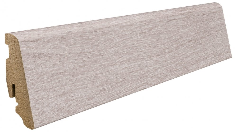 409802 haro laminat fussleiste eiche artico weiss. Black Bedroom Furniture Sets. Home Design Ideas