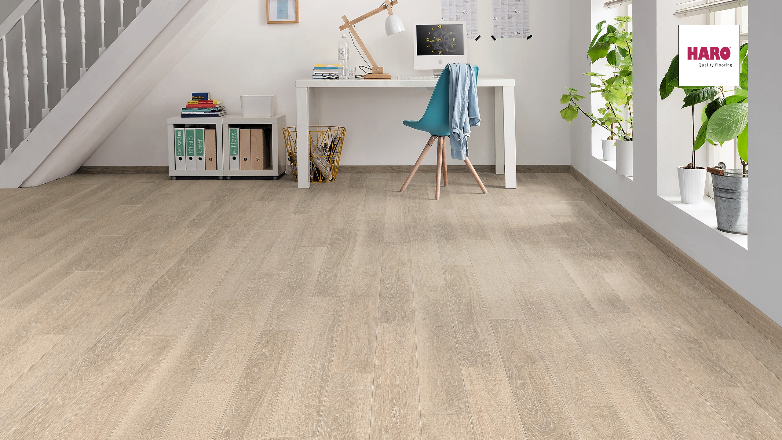 535371 haro tritty 100 landhausdiele loft 4v eiche weiss gekalkt authentic. Black Bedroom Furniture Sets. Home Design Ideas