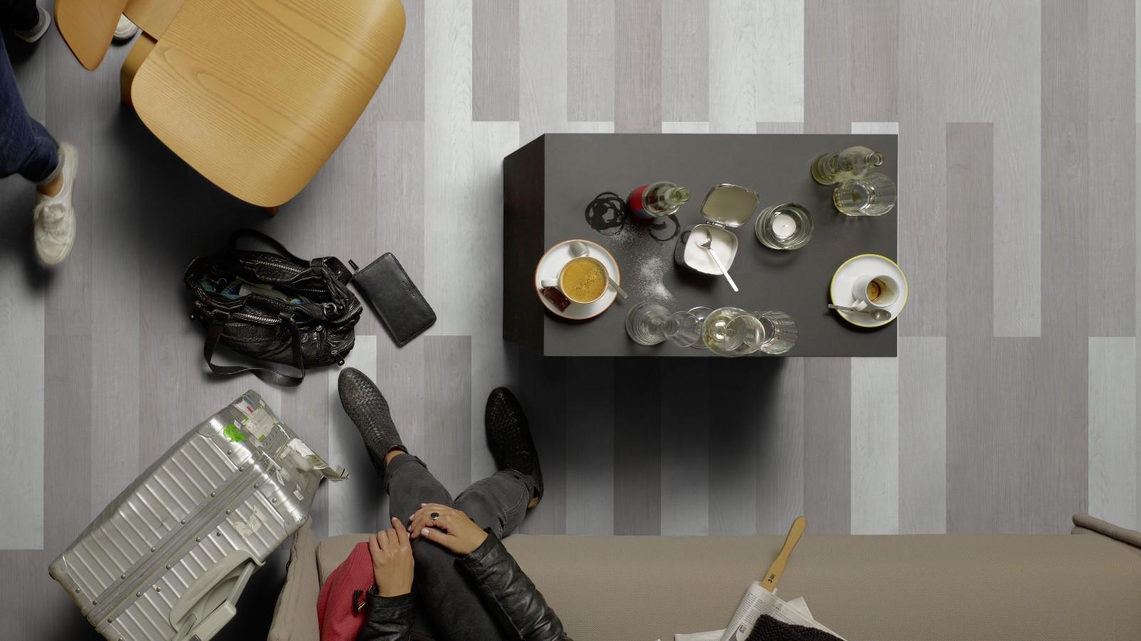5997 objectflor expona domestic vinyl designbelag grey vintage wood. Black Bedroom Furniture Sets. Home Design Ideas