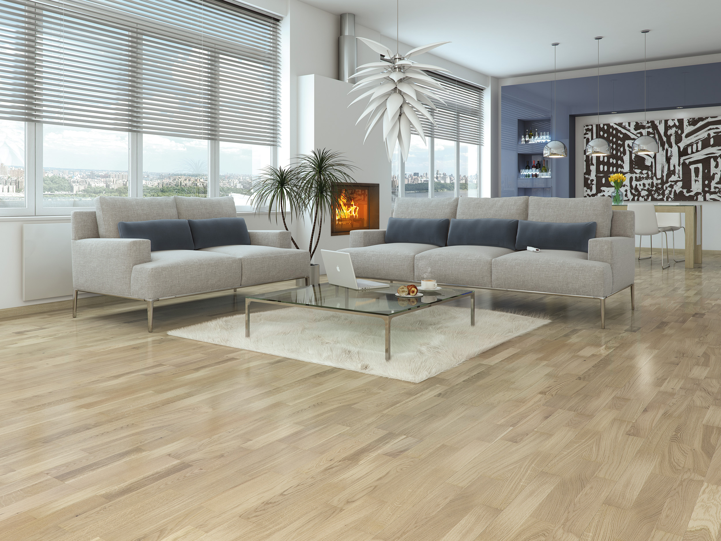 parkett eiche intensive maserung daedelow parkett. Black Bedroom Furniture Sets. Home Design Ideas