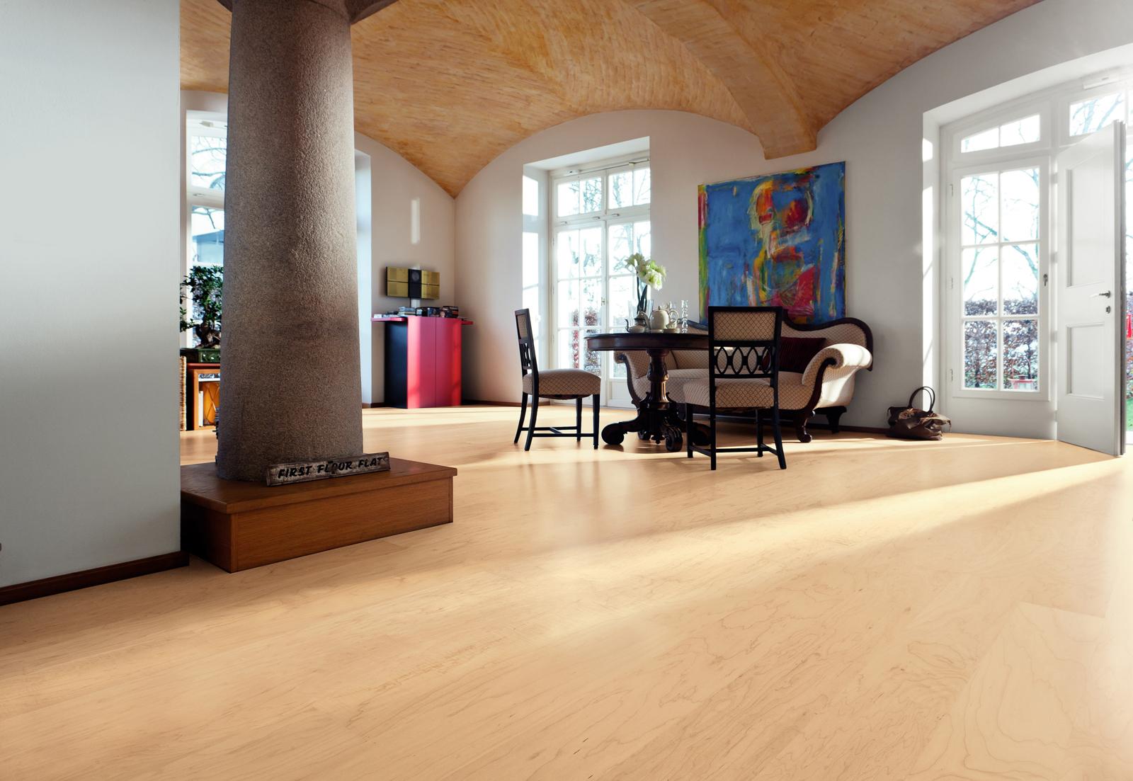 524913 haro parkett landhausdiele 4000 canadischer ahorn markant biotec ge lt. Black Bedroom Furniture Sets. Home Design Ideas