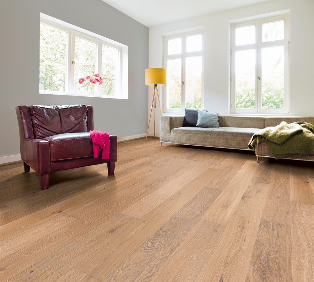 weitzer parkett moderner lifestyle daedelow parkett. Black Bedroom Furniture Sets. Home Design Ideas