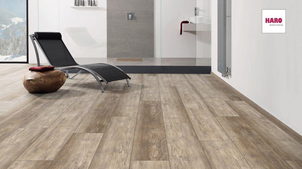 536250 disano classic aqua vinylboden country eiche natur wasserresistent landhausdiele xxl. Black Bedroom Furniture Sets. Home Design Ideas