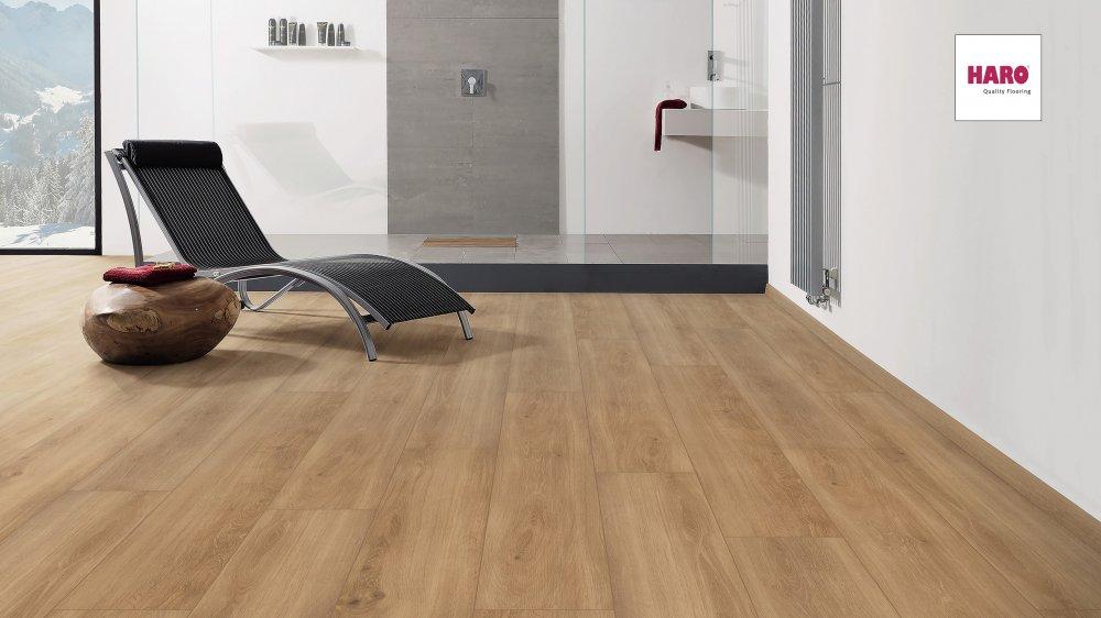 536247 disano classic aqua vinylboden feldeiche wasserresistent landhausdiele xxl strukturiert. Black Bedroom Furniture Sets. Home Design Ideas
