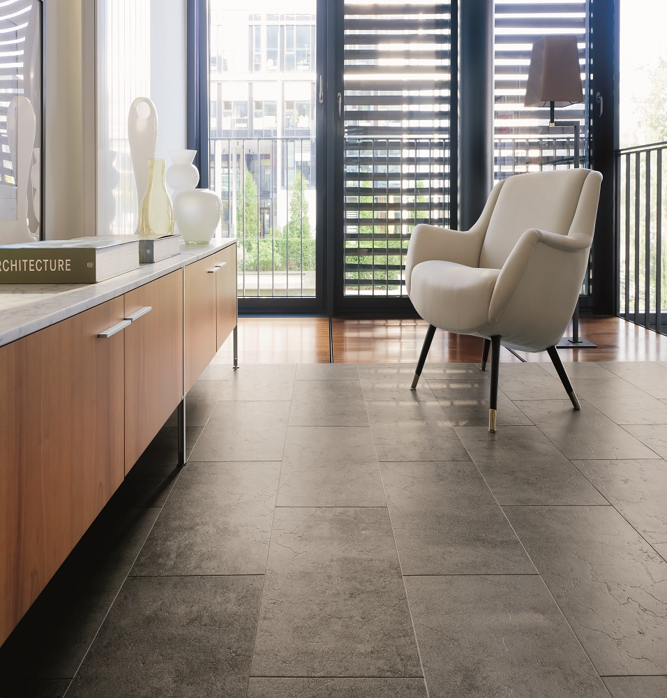 533013 haro celenio soho anthrazit betondesign einfarbig. Black Bedroom Furniture Sets. Home Design Ideas
