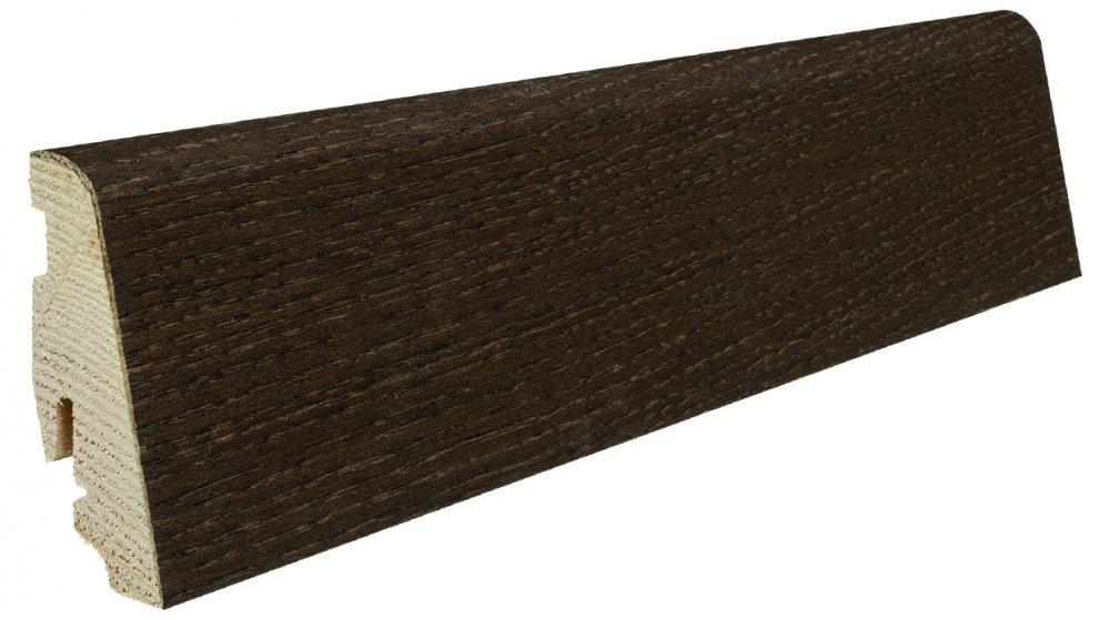haro fussleiste eiche puro earth ge lt 19 x 58 mm. Black Bedroom Furniture Sets. Home Design Ideas