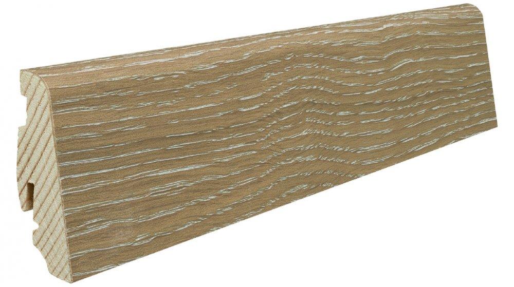 haro fussleiste eiche sandbraun gekalkt ge lt 19 x 58 mm. Black Bedroom Furniture Sets. Home Design Ideas
