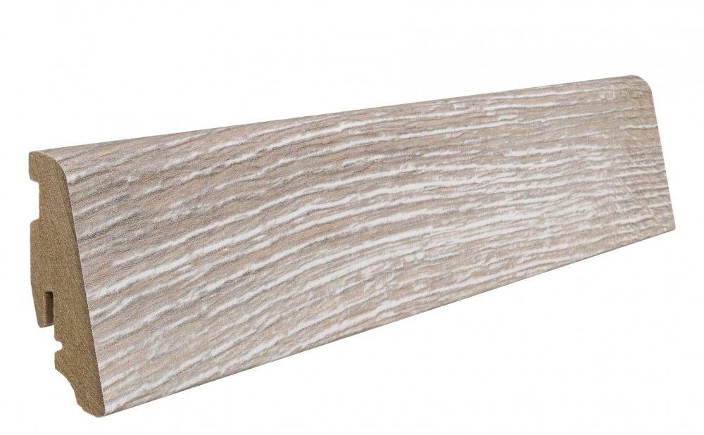 408610 haro laminat fussleiste eiche duna gekalkt foliert 19 x 58 mm. Black Bedroom Furniture Sets. Home Design Ideas