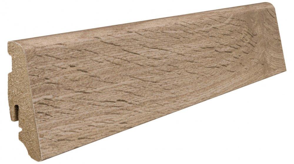 409816 haro laminat fussleiste eiche venezia foliert 19 x. Black Bedroom Furniture Sets. Home Design Ideas