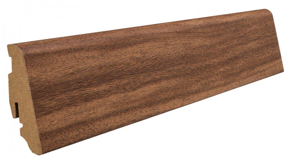 409312 haro laminat fussleiste nussbaum comfort foliert 19. Black Bedroom Furniture Sets. Home Design Ideas