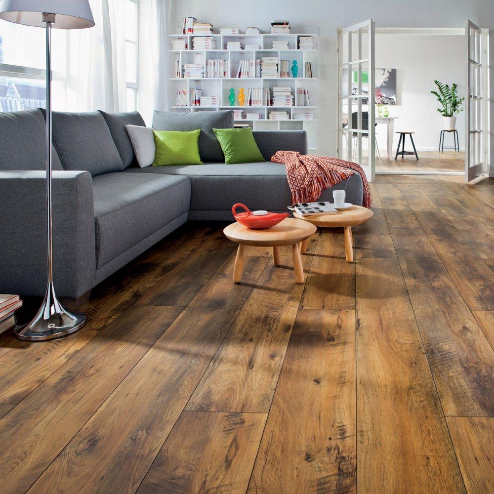 526712 haro laminat tritty 100 landhausdiele gran via 4v. Black Bedroom Furniture Sets. Home Design Ideas