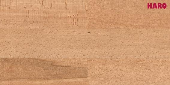 522620 haro parkett 3 stab schiffsboden 3000 buche ged mpft universal lackiert. Black Bedroom Furniture Sets. Home Design Ideas