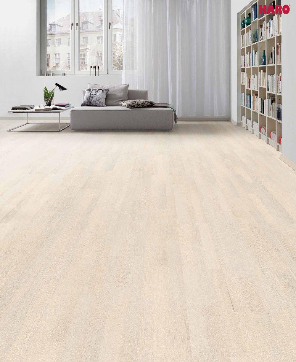 535604 haro parkett 3 stab schiffsboden 4000 eiche puro. Black Bedroom Furniture Sets. Home Design Ideas