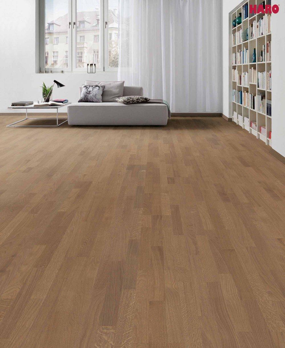 534843 haro parkett 3 stab schiffsboden 4000 eiche puro. Black Bedroom Furniture Sets. Home Design Ideas