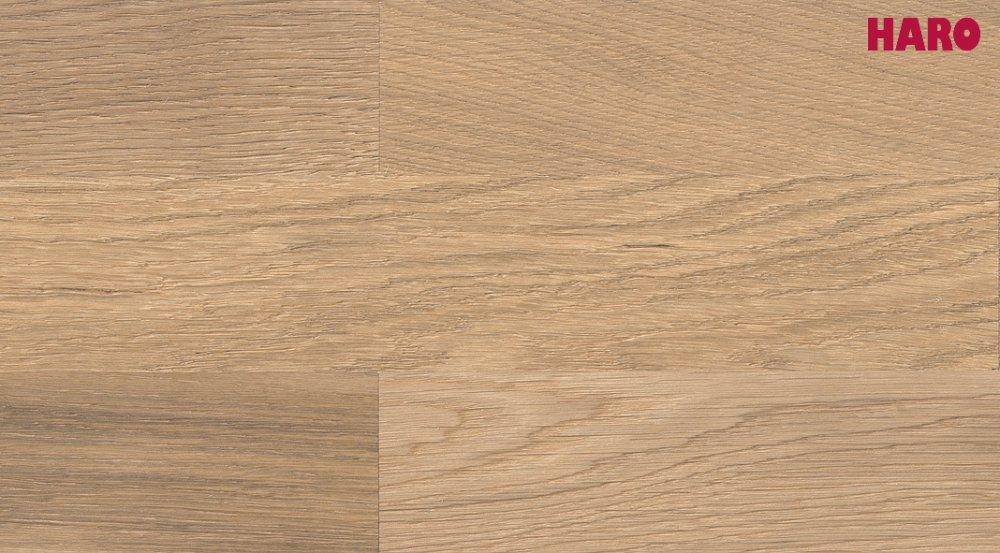 533343 haro parkett 3 stab schiffsboden 4000 eichepuro weiss trend strukturiert natur ge lt. Black Bedroom Furniture Sets. Home Design Ideas
