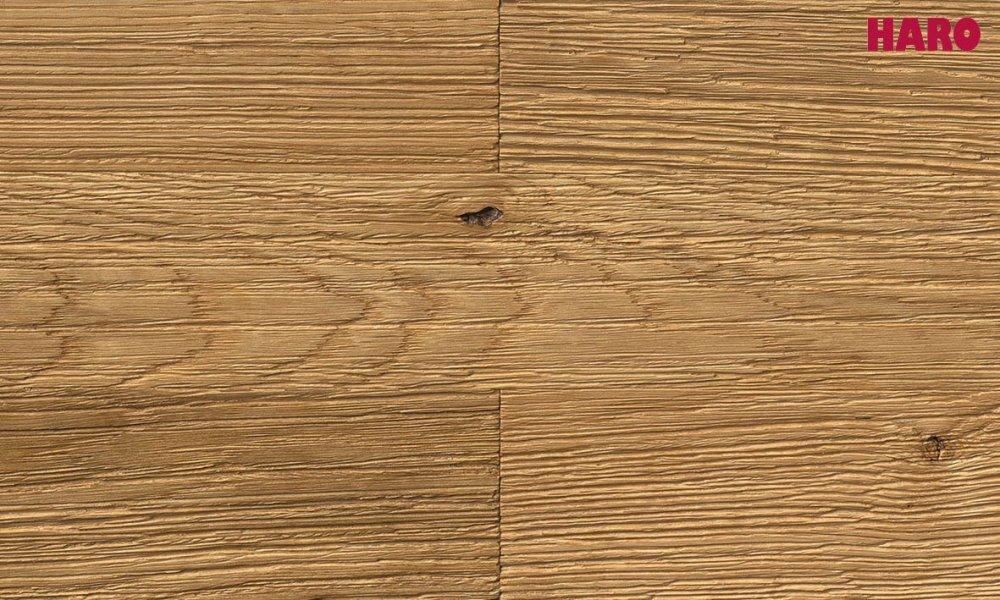530123 haro parkett 3 stab schiffsboden 4000 eiche terra relief strukturiert natur ge lt. Black Bedroom Furniture Sets. Home Design Ideas