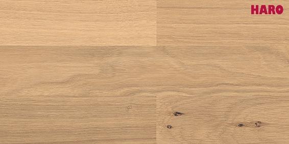530139 haro parkett 3 stab schiffsboden 4000 eiche weiss family strukturiert natur ge lt. Black Bedroom Furniture Sets. Home Design Ideas