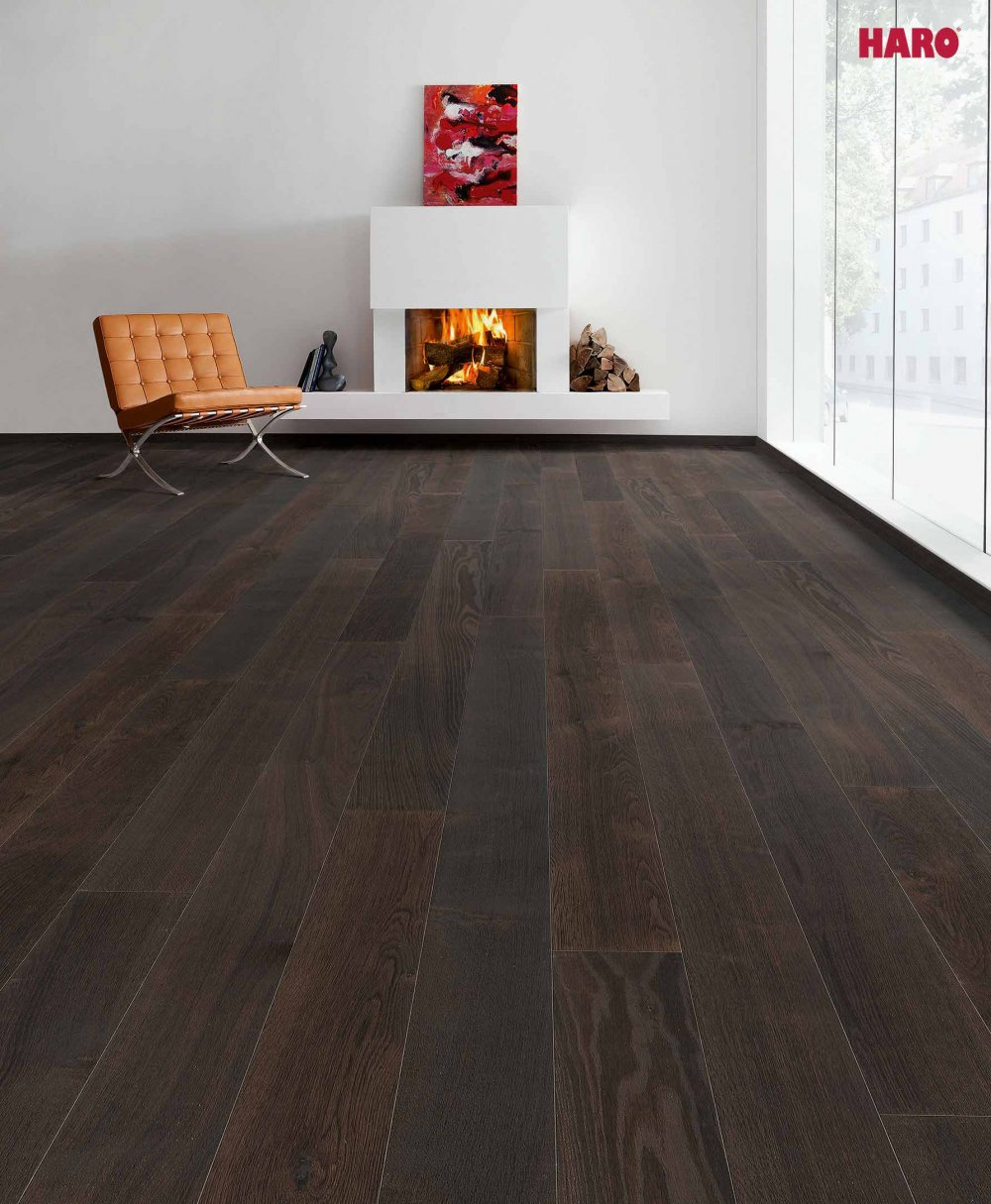 haro parkett landhausdiele 4000 achateiche 4v fase natur ge lt ebay. Black Bedroom Furniture Sets. Home Design Ideas