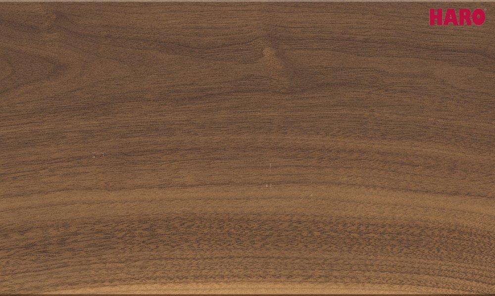 533058 haro parkett landhausdiele 4000 amerikanischer nussbaum country 4v fase naturalin plus ge lt. Black Bedroom Furniture Sets. Home Design Ideas