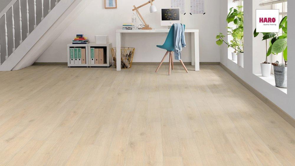 535264 haro tritty 100 landhausdiele loft 4v eiche veneto sand authentic matt. Black Bedroom Furniture Sets. Home Design Ideas